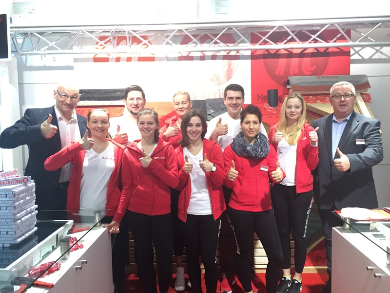 Meisterling® Messe Stuttgart - Team Meisterling®