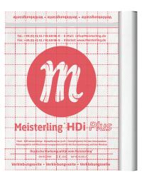 Meisterling® HDi Plus