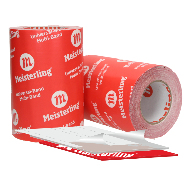 Meisterling® Universal-Band + Multi-Band Plus 60 mm Breite x 25 m Länge 14