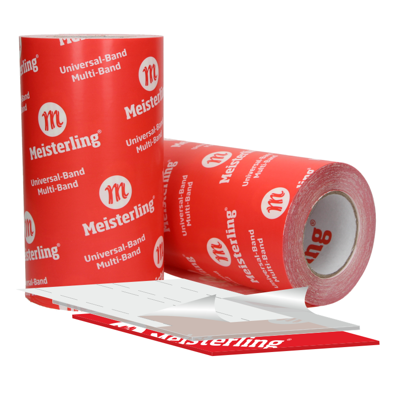 Meisterling® Universal-Band + Multi-Band Plus 60 mm Breite x 40 m Länge 1