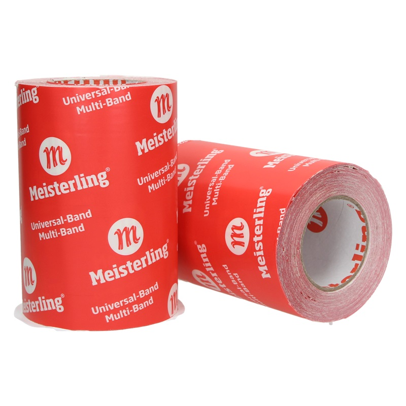 Meisterling® Universal-Band + Multi-Band Plus 100 mm Breite x 25 m Länge 10