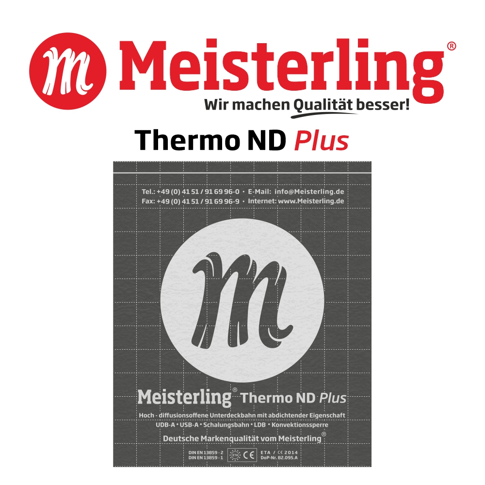 Meisterling® Thermo ND PLUS