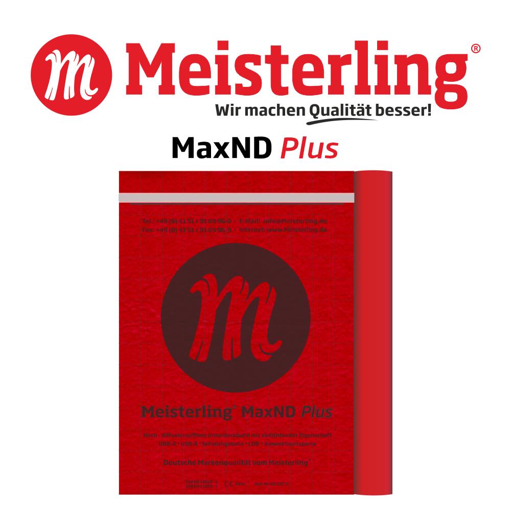 Meisterling MaxND PLUS mit Logo und Text 1000x1000